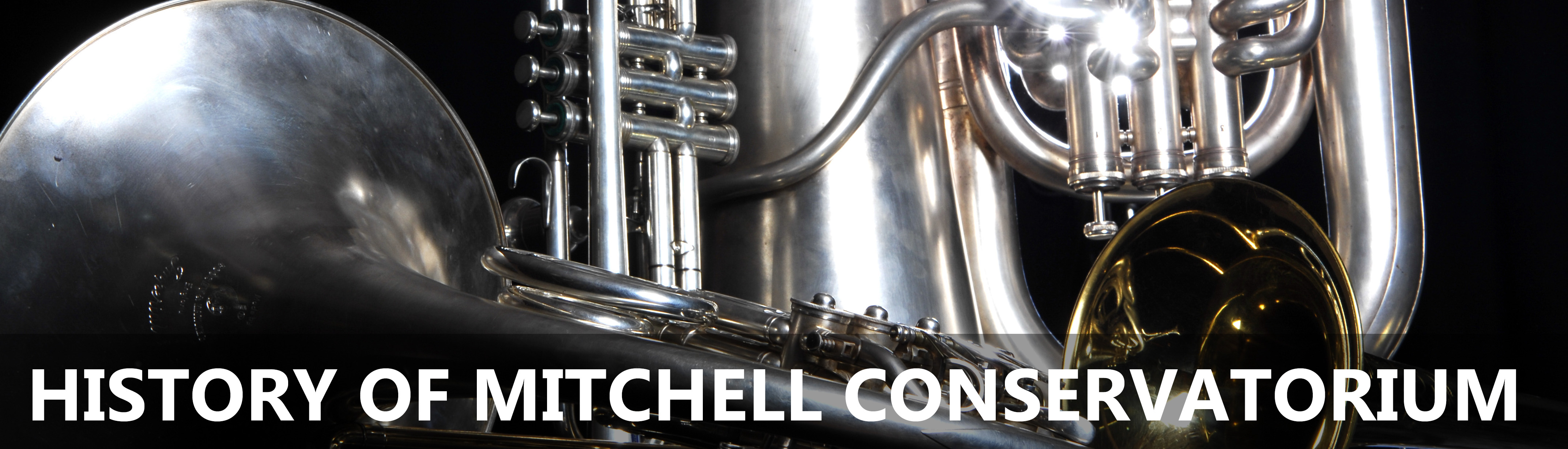 History of Mitchell Conservatorium
