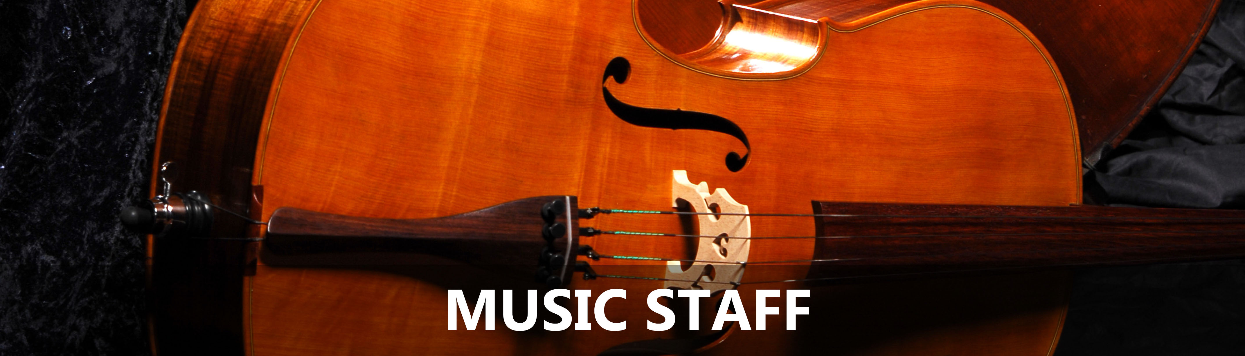 Music Teaching Staff