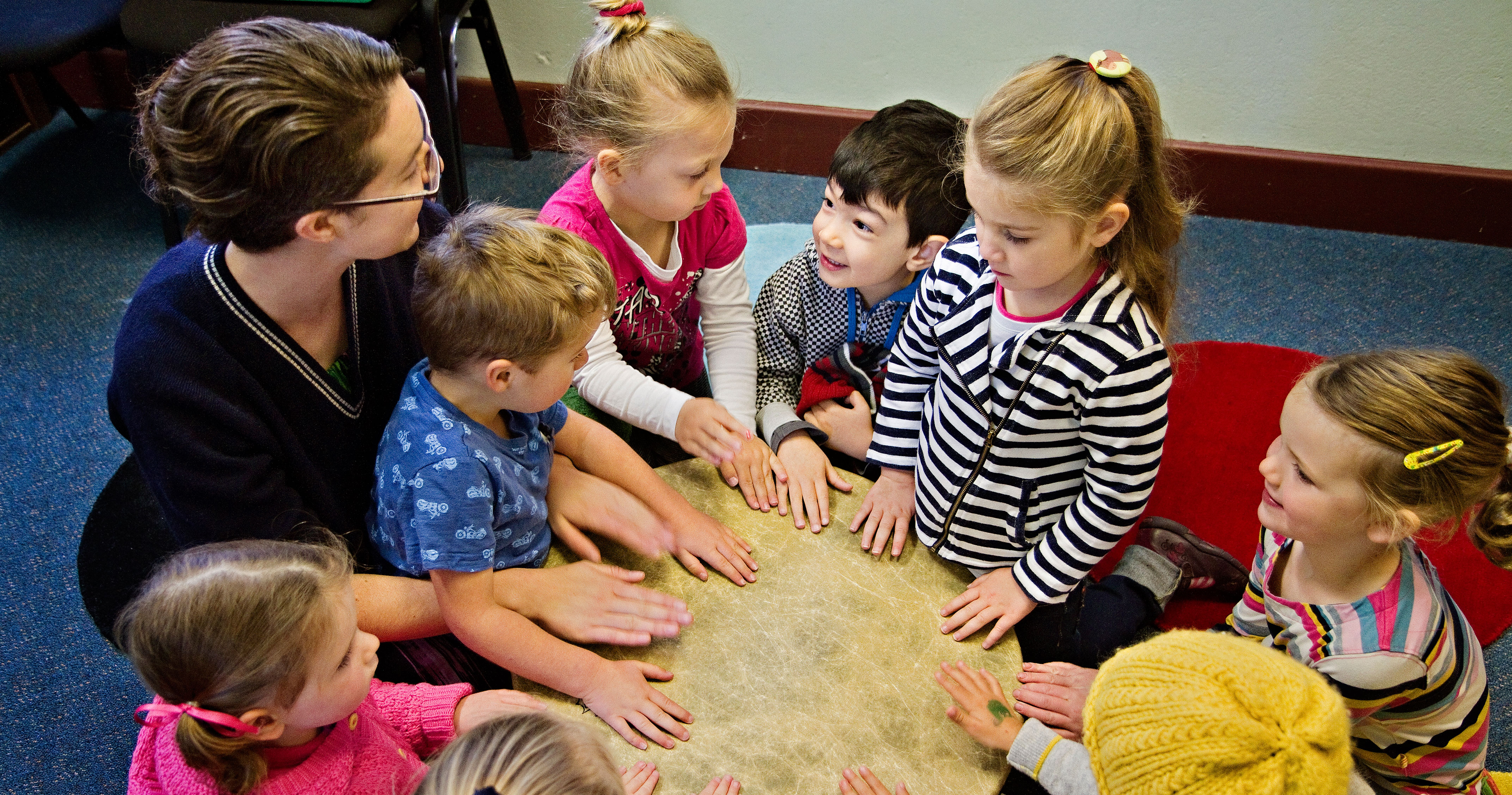 Early Childhood Music Classes at Mitchell Conservatorium
