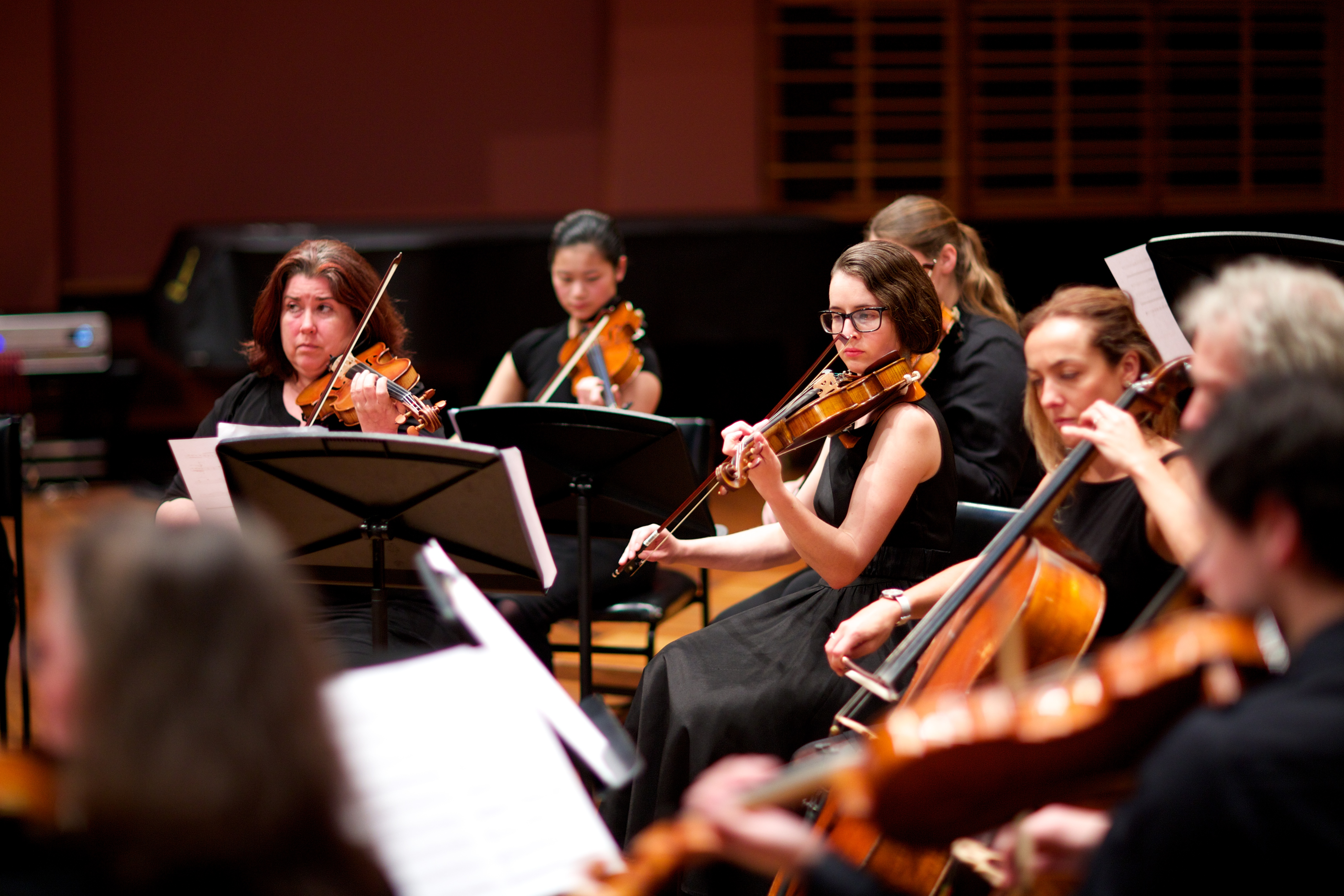 Groups and Ensembles