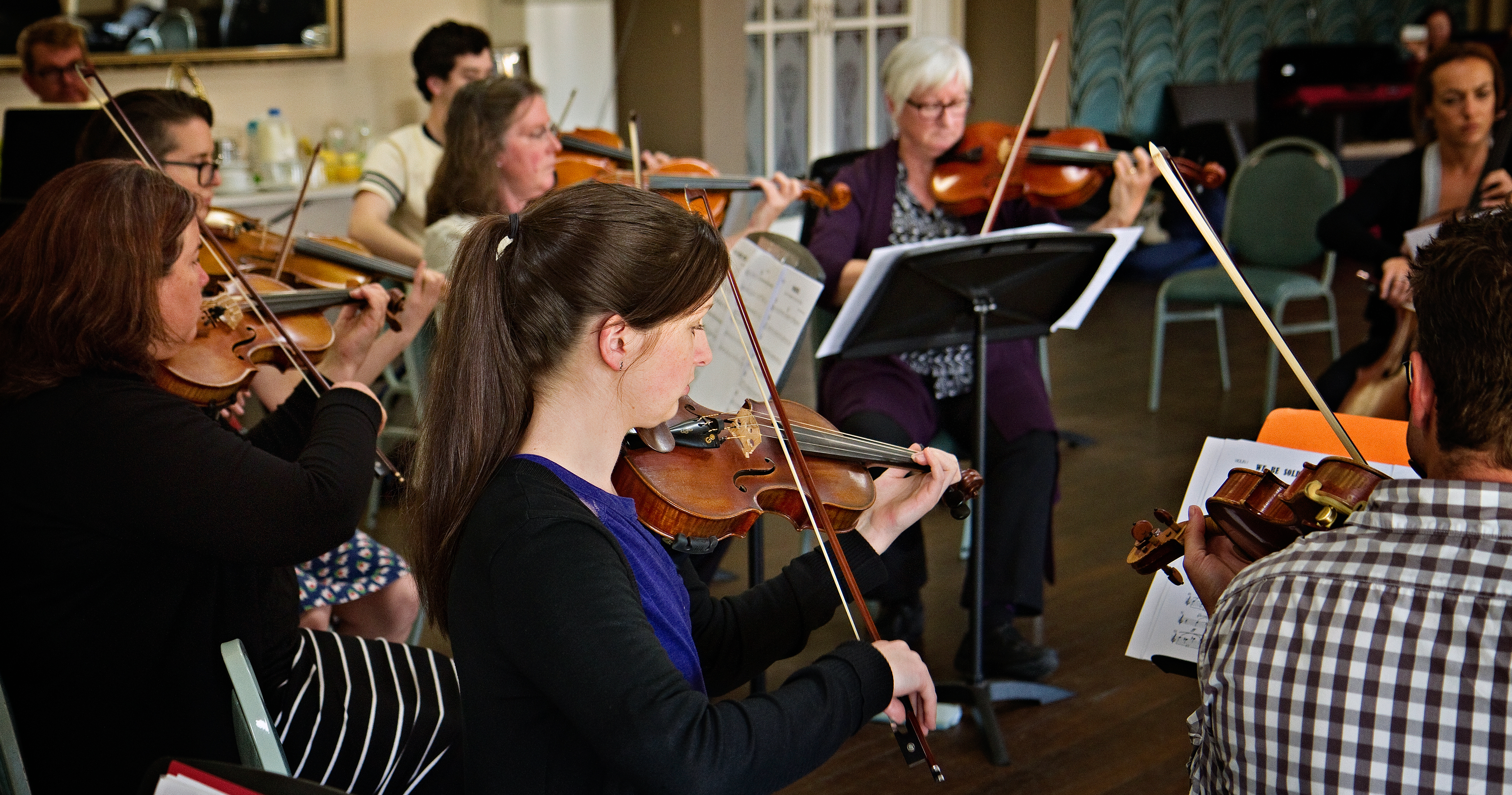 Groups and Ensembles at Mitchell Conservatorium