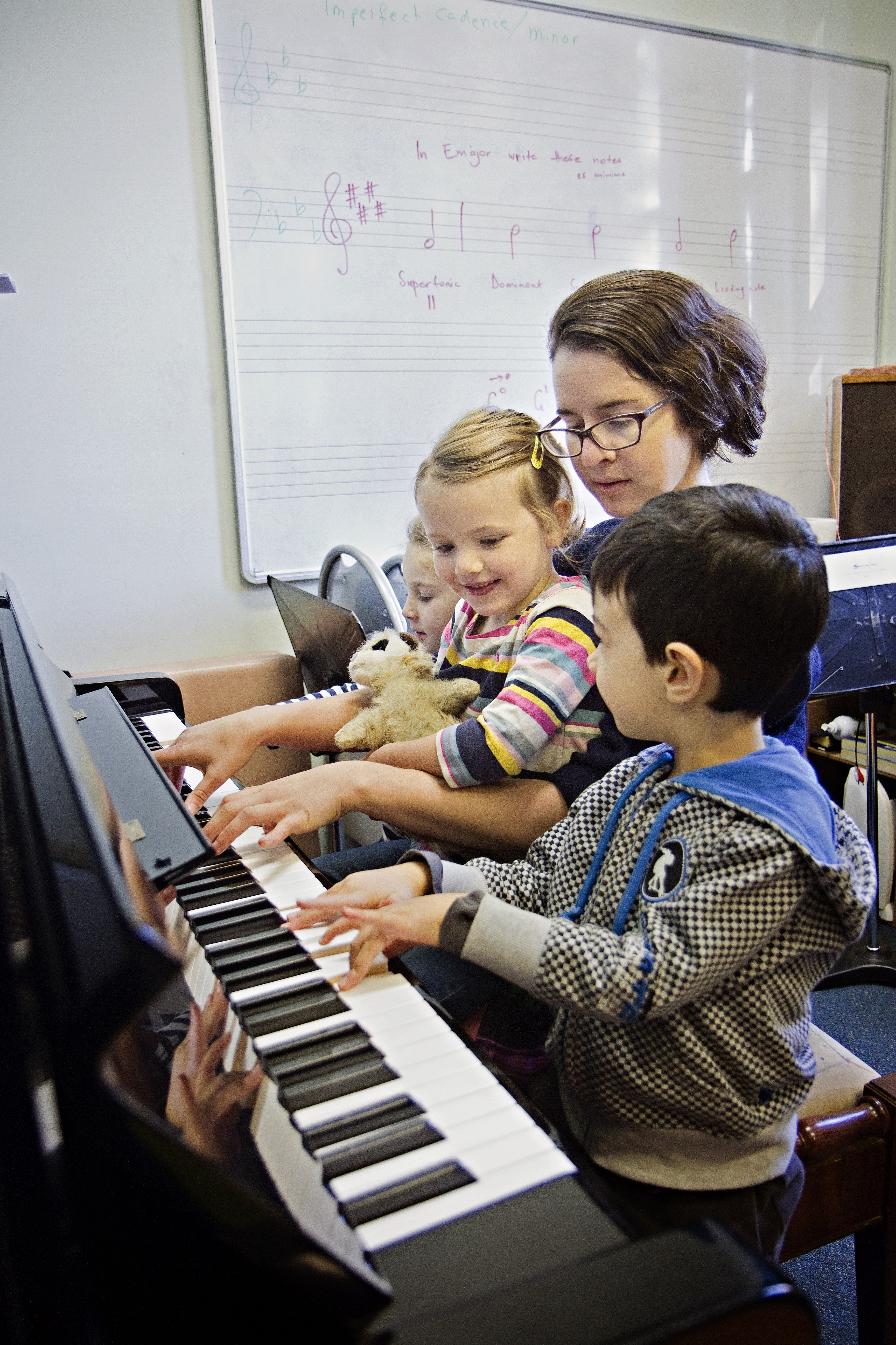Early Childhood Music Class